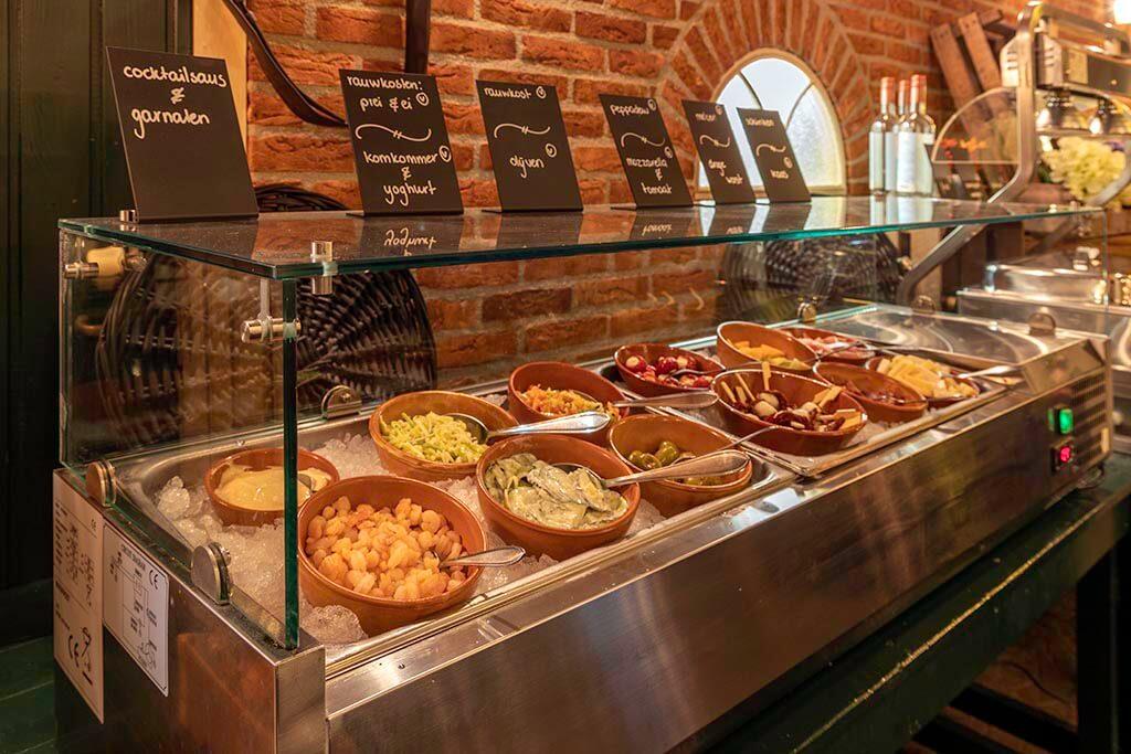 lopend buffet Drenthe