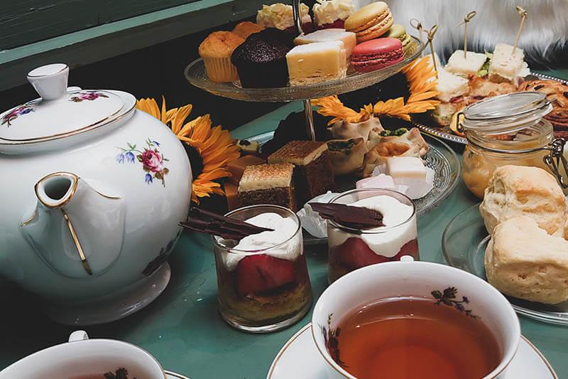 High Tea bestellen Stadskanaal